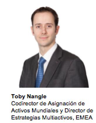 Toby Nangle
