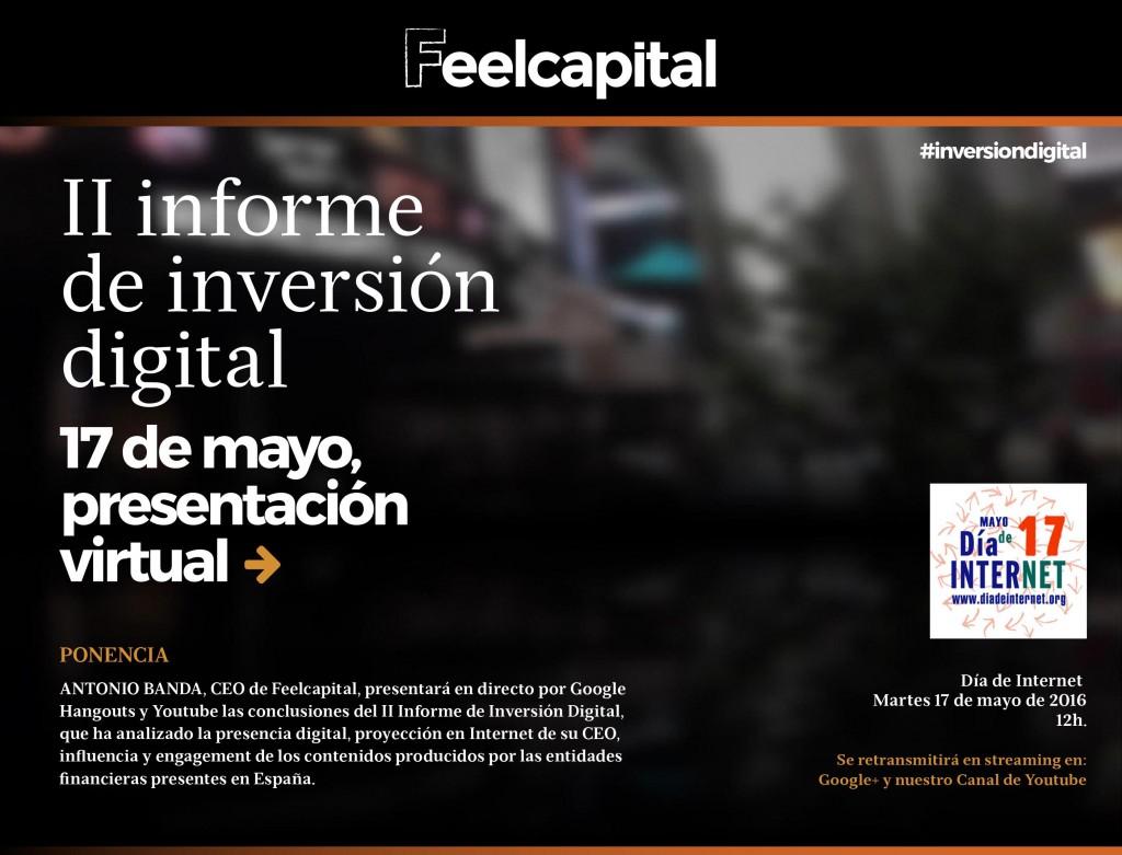 II Informe de Inversión Digital