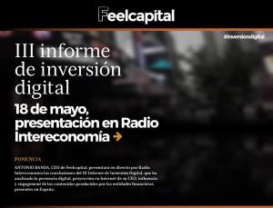 III Informe de Inversión Digital